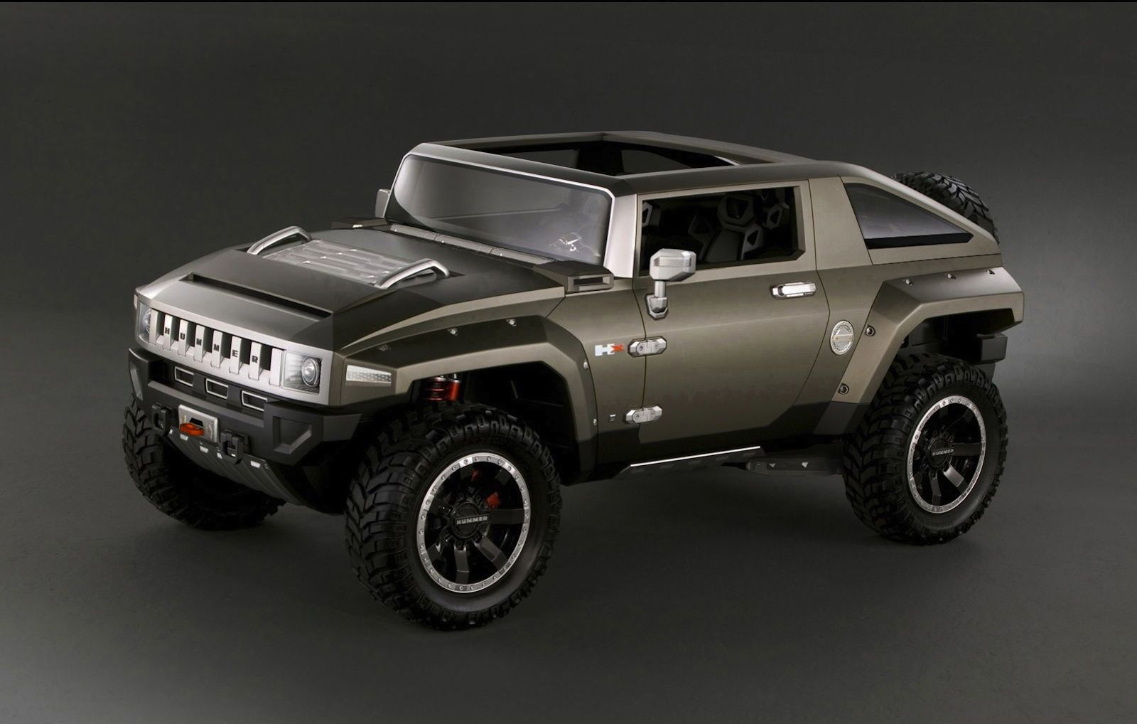 Gmc May Get An Suv That Looks Like A Hummer To Rival Jeep Wrangler