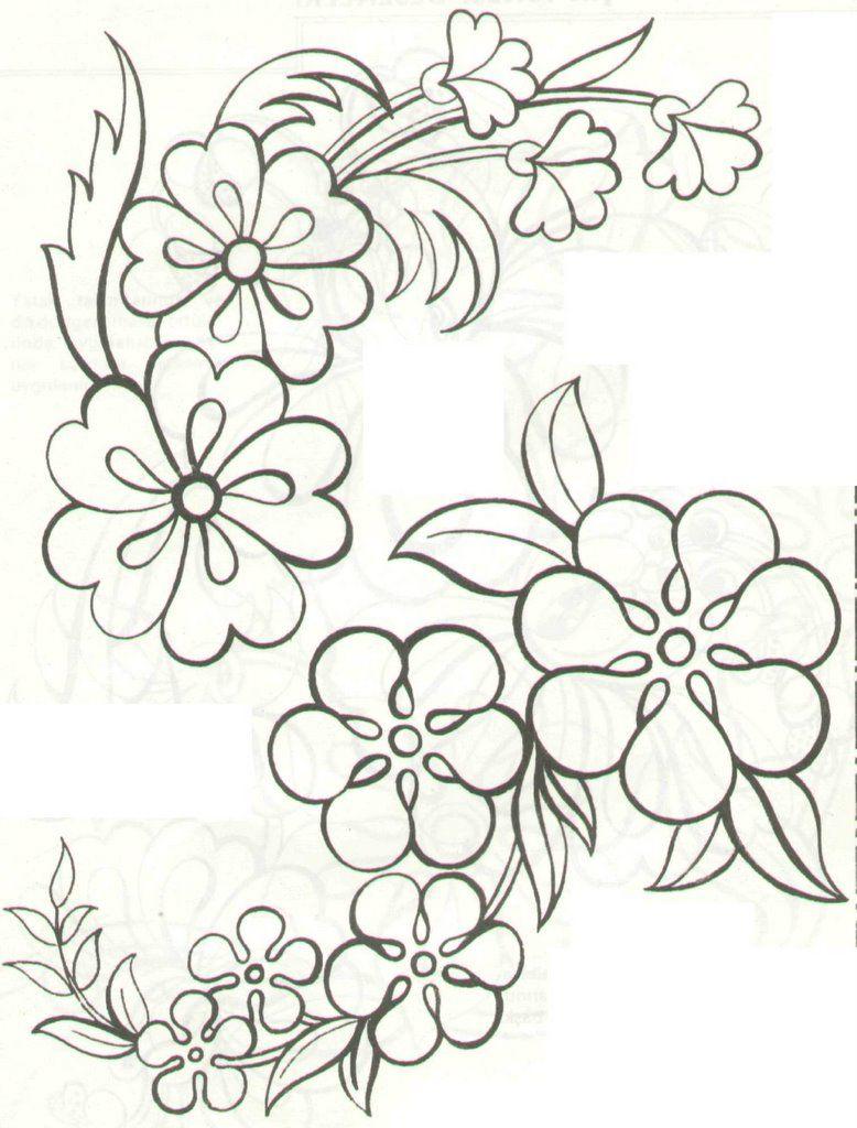 Y a b a n n c r aralk 2007 nak desenleri pinterest very pretty and simple floral vine pattern bankloansurffo Images