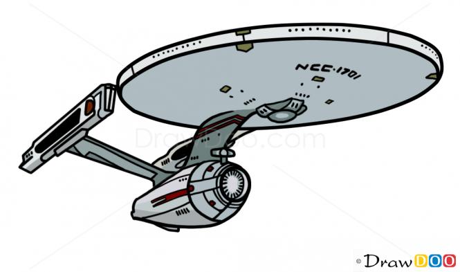 How To Draw Uss Enterprise Star Trek Spaceships Star Trek Art Star Trek Enterprise Ship Star Trek Tattoo