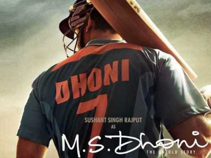 Image result for ms dhoni biopic