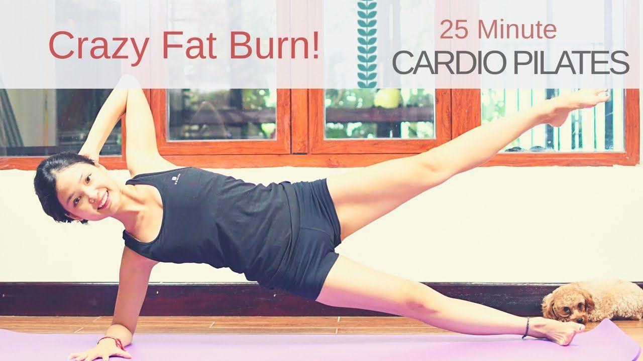 Fresh Cardio Pilates Workout | 30 Minute | Pilates With Hannah #cardiopilates