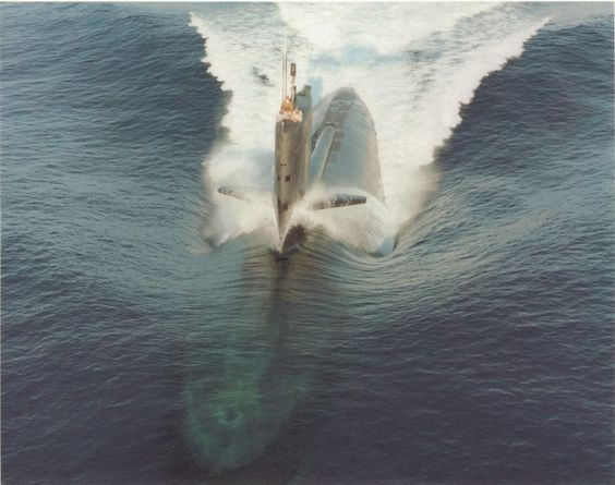 SUB ~ Submarine ~ BFD