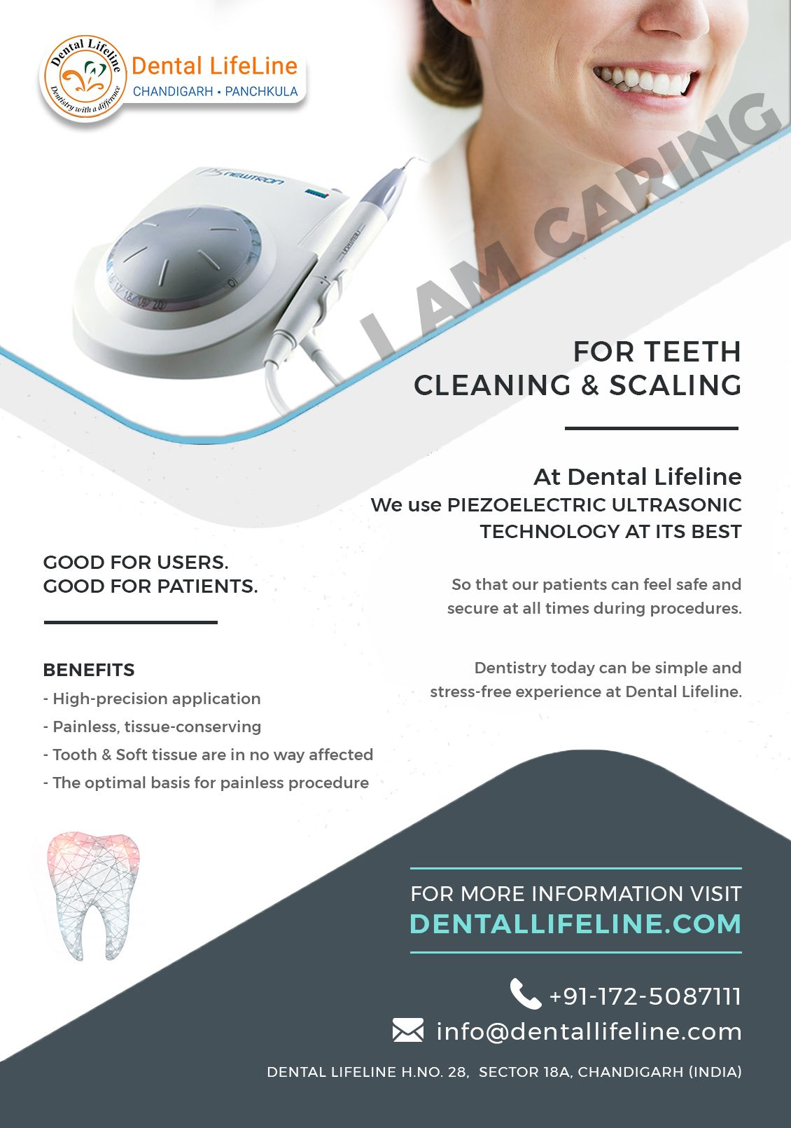 Pin on Dental Clinic in Chandigarh