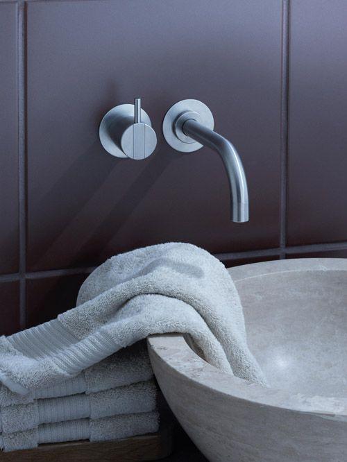 Armatur 111 von Vola Baderom Pinterest Kombination - moderne armaturen badezimmer