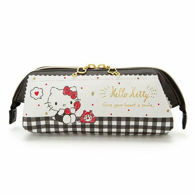 Black face New Hello Kitty Sanrio Print Tote Bag Kawai Japan Free Shipping