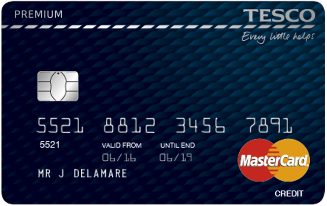 Tesco Credit Card Login Cards How To Apply