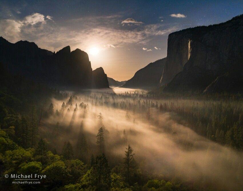 Pin by Alan Micheel on Serenity   Yosemite valley ...