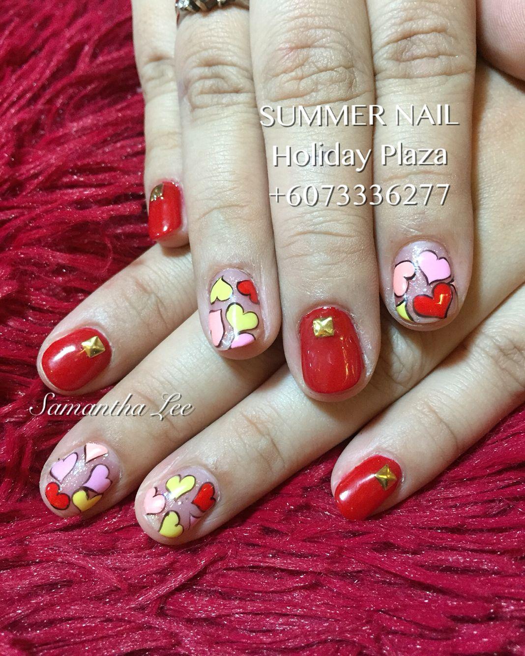 Summer Nail Summer Nails Nails Holiday Nails