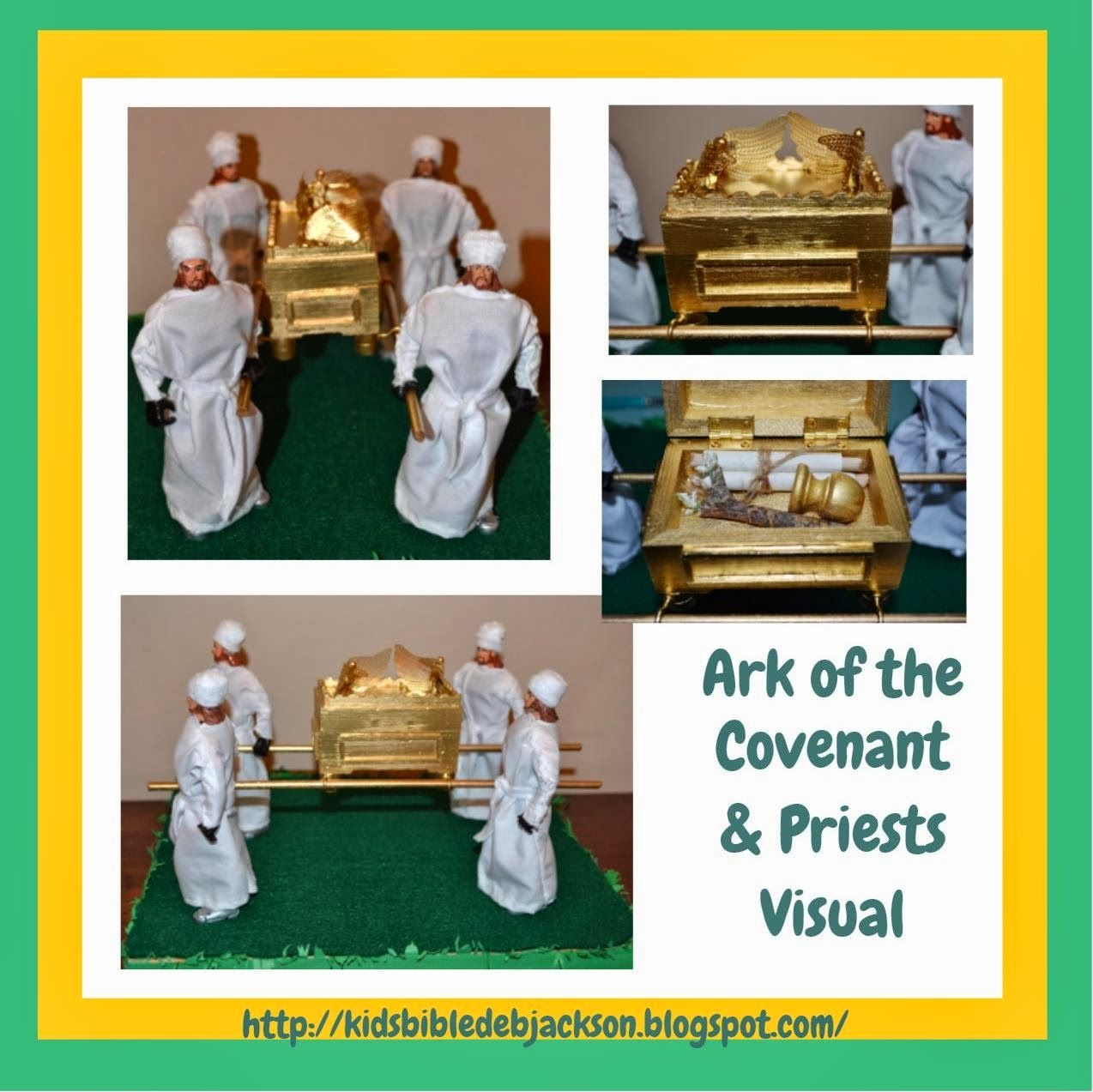 ark of the covenant activity for kids google search bible
