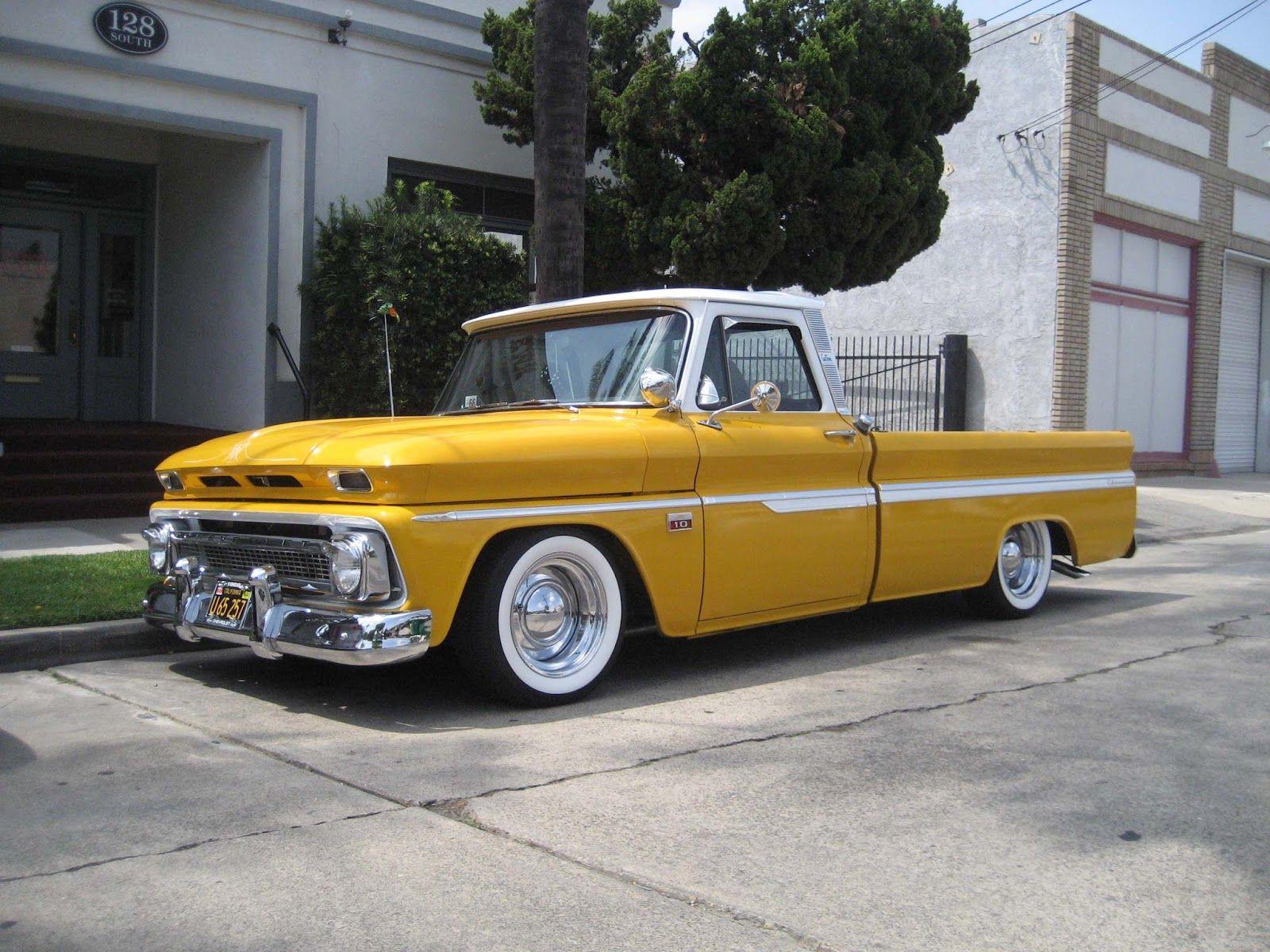 Cool Chevy Trucks | 62 Chevy Truck Cool Long Bed - Chevy Trucks ...