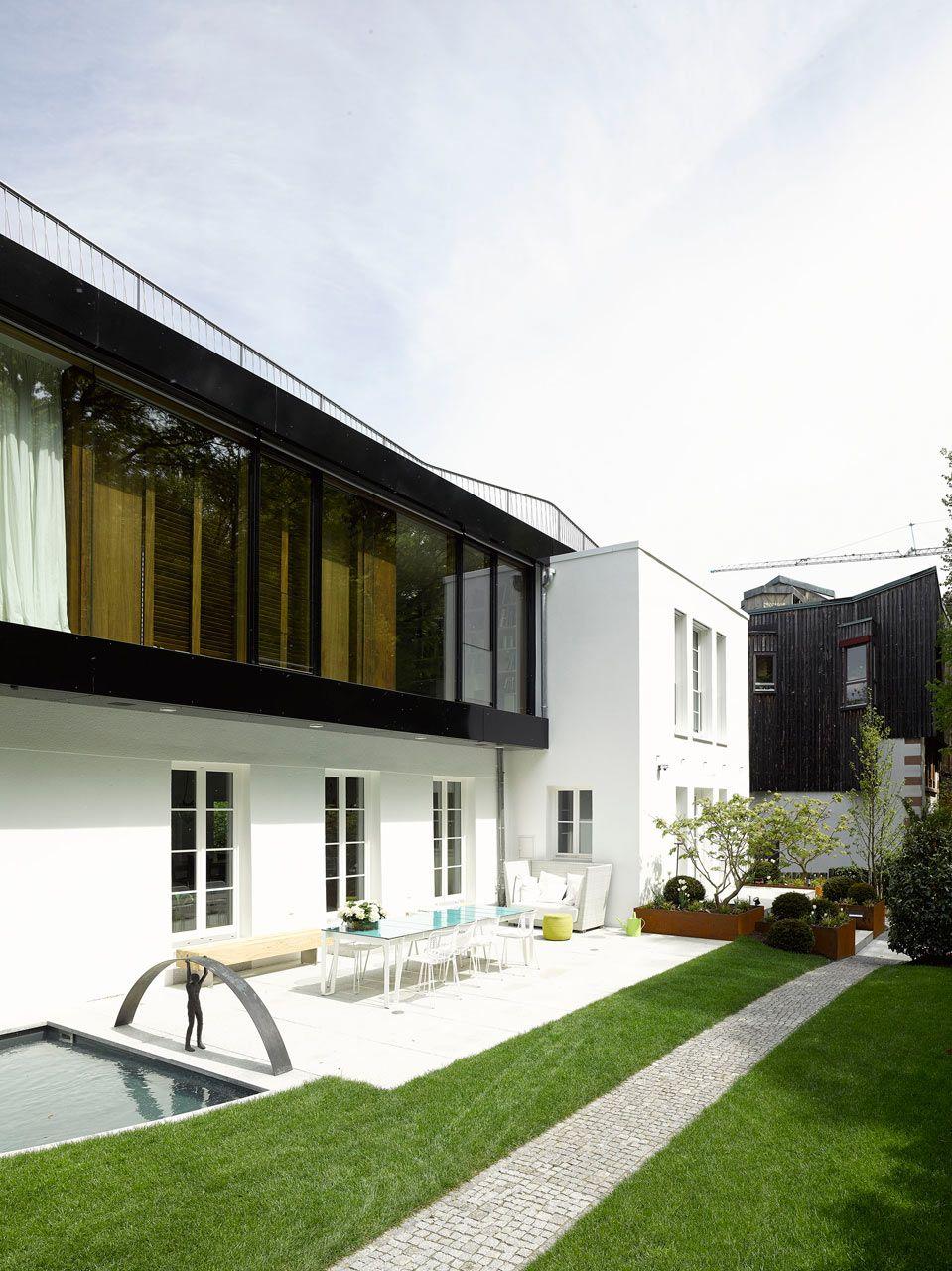 Behnisch-Architekten-Haus-Reno-Stuttgart-3 | Stuttgart, Haus and ...