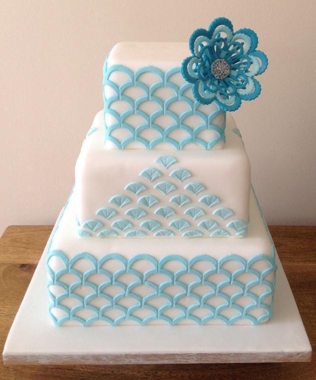 Wedding Cake Class: Simply Modern Cake Design Online Class