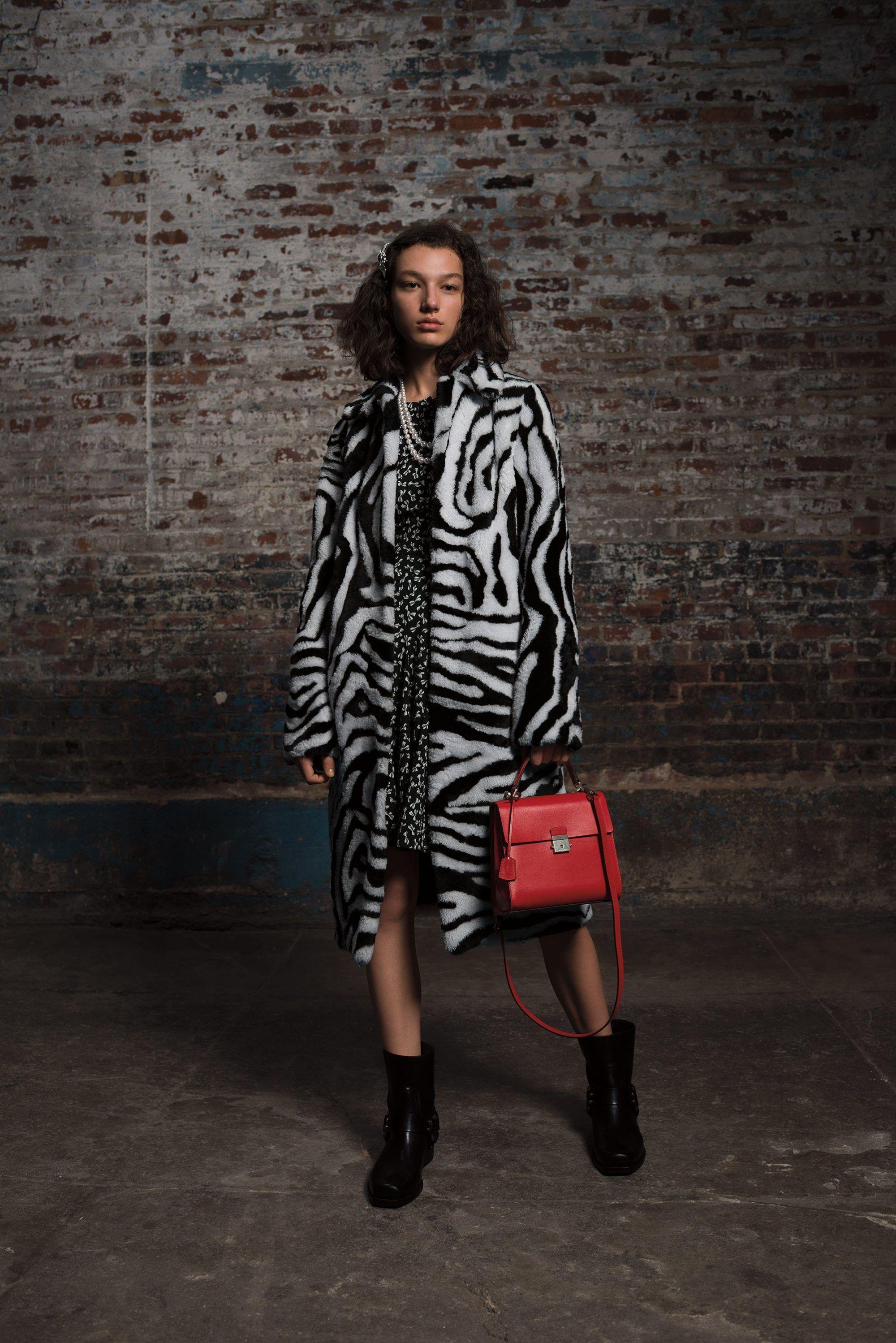 90ecfb21458a Michael Kors Collection | fall-winter 2018/2019 vogue | Fashion ...