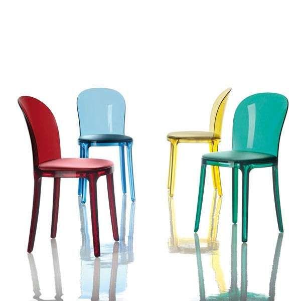 Sedie moderne per cucina - Murano Vanity Chair, sedie di Magis ...