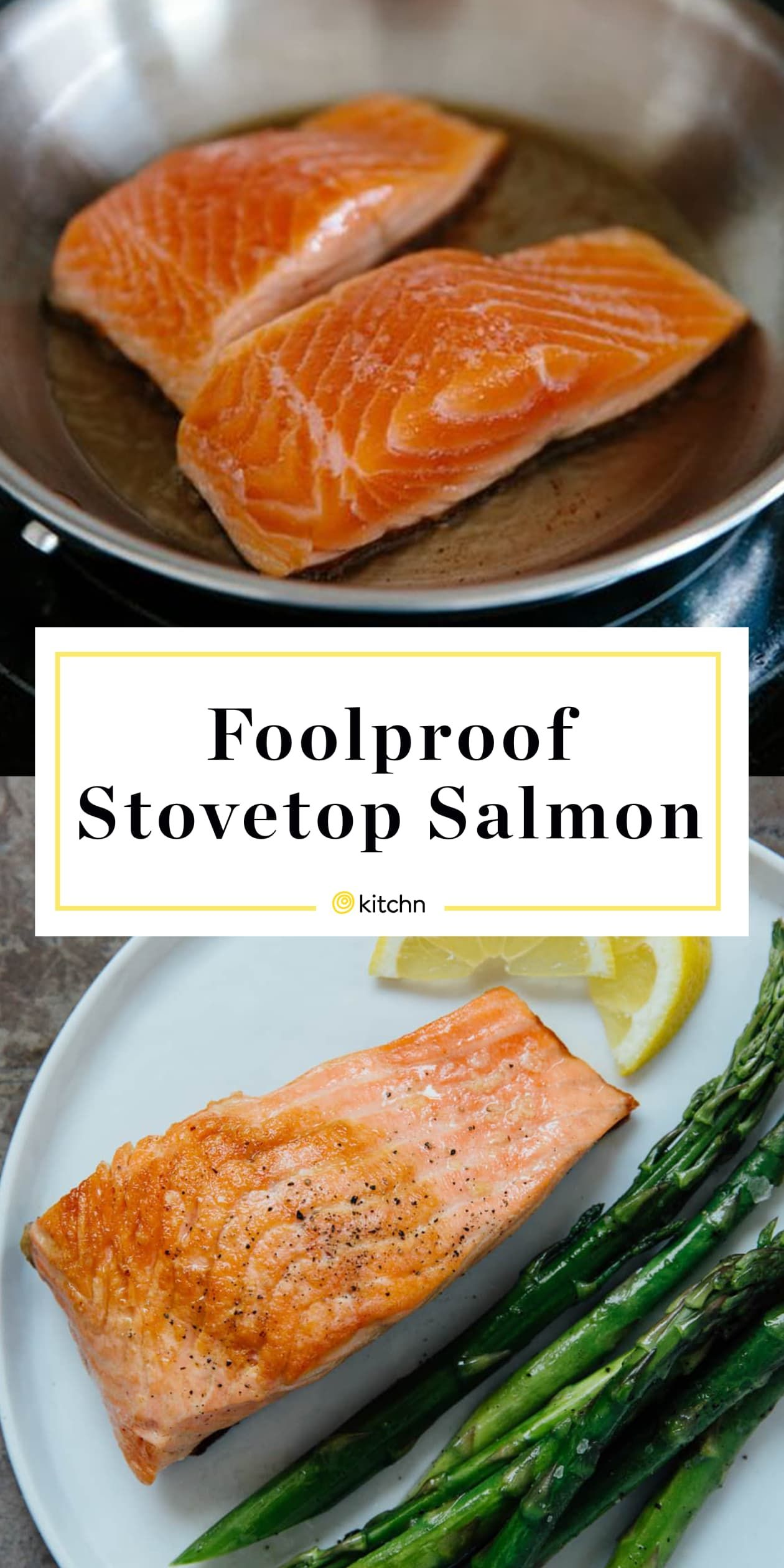 How To Cook Perfect Salmon Fillets Recipe Salmon On The Stove Cooking Salmon Fillet Cooking Salmon