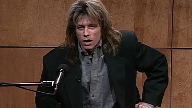 Weekend Update: Kato Kaelin Takes the Stand 3/25/1995