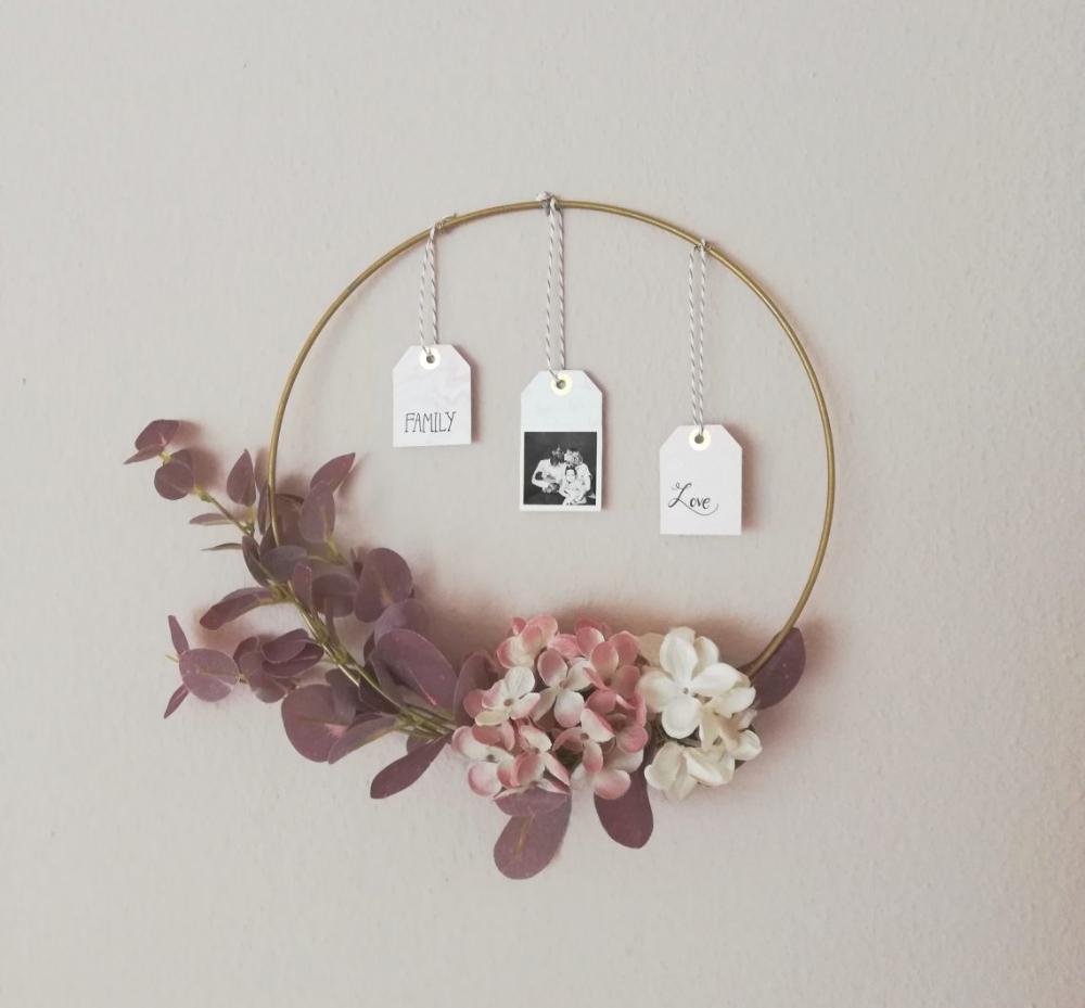 Photo of Autumn wreath – DIY decorations for doors and walls – LeniBel