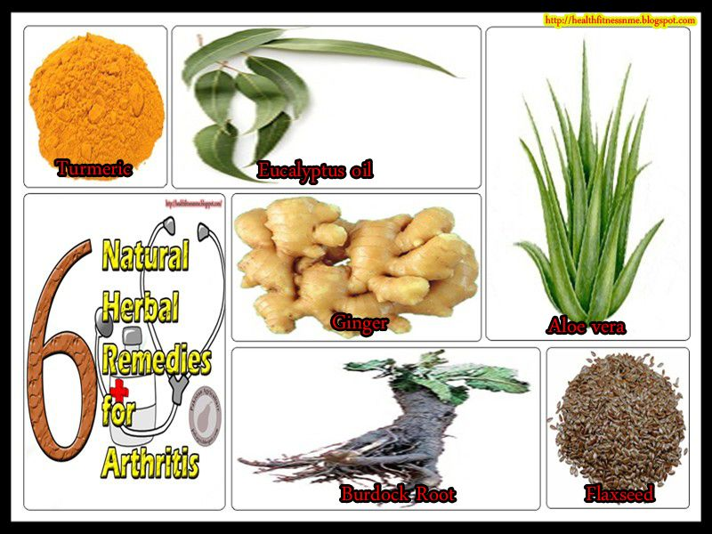 Herbal relief for pain