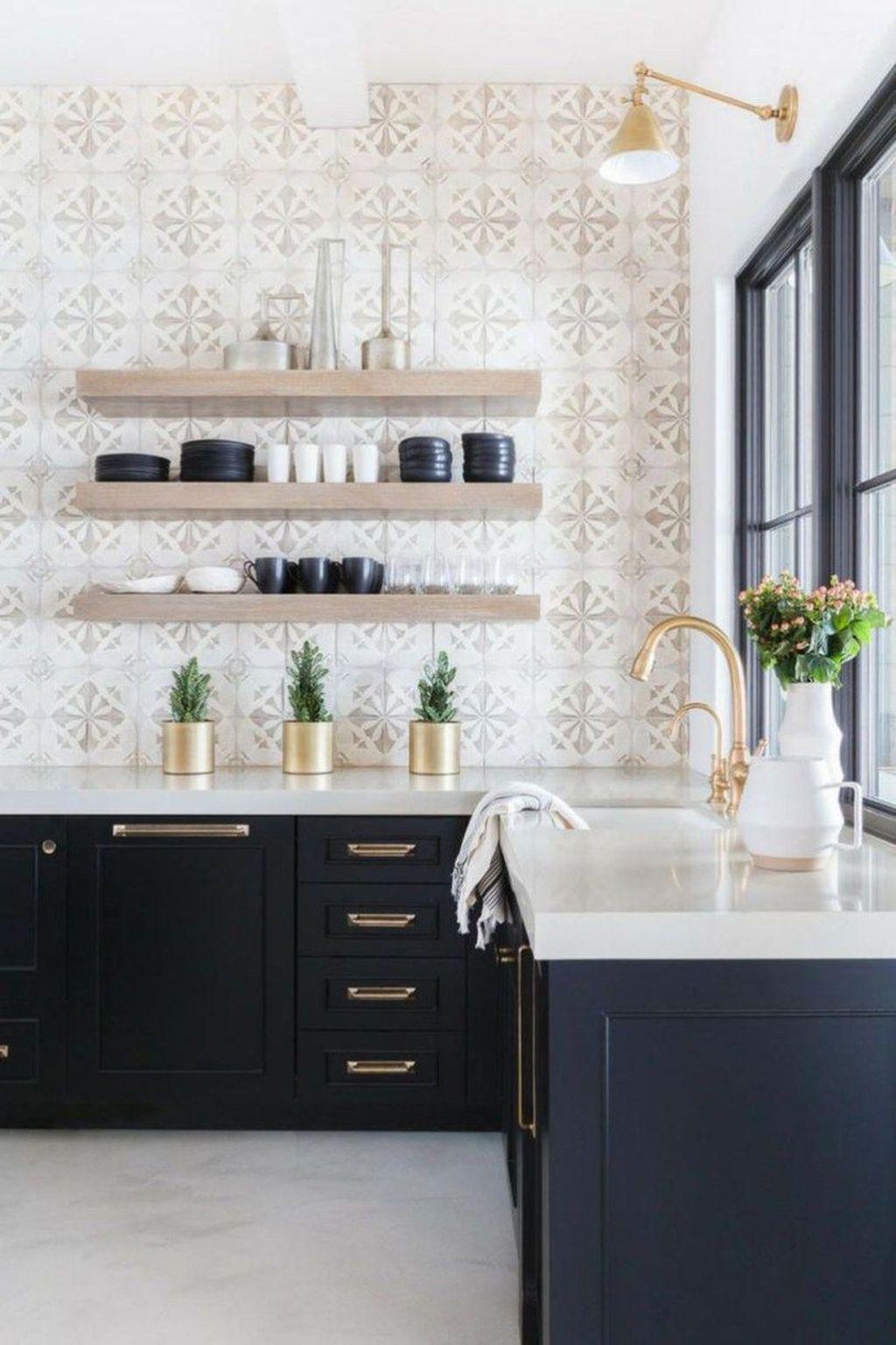 Farmhouse Style Kitchen Backsplash Best Home Style Inspiration