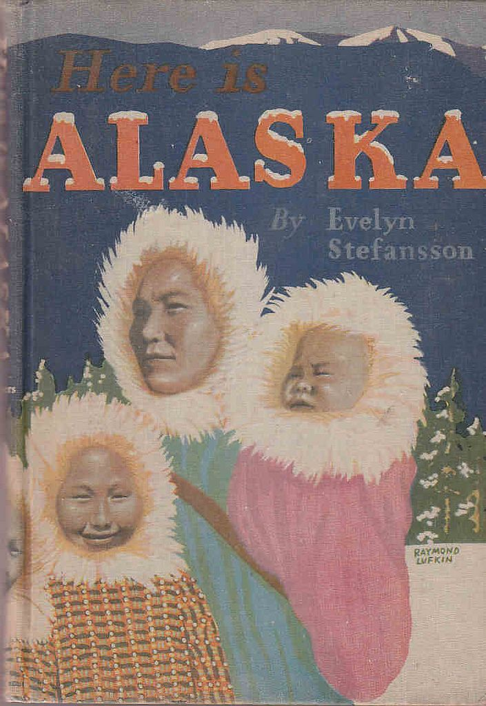 Here is Alaska   More: http://www.bookjournals.com
