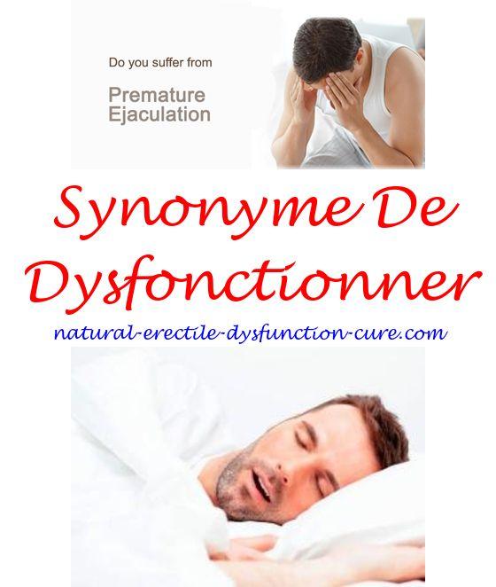 juvenile erectile dysfunction