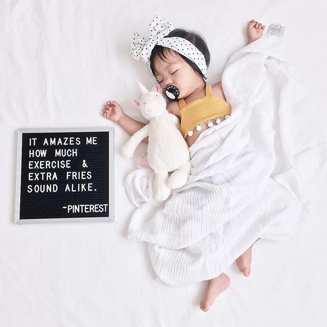 The Poet With Images Monthly Baby Pictures Baby Letters Baby