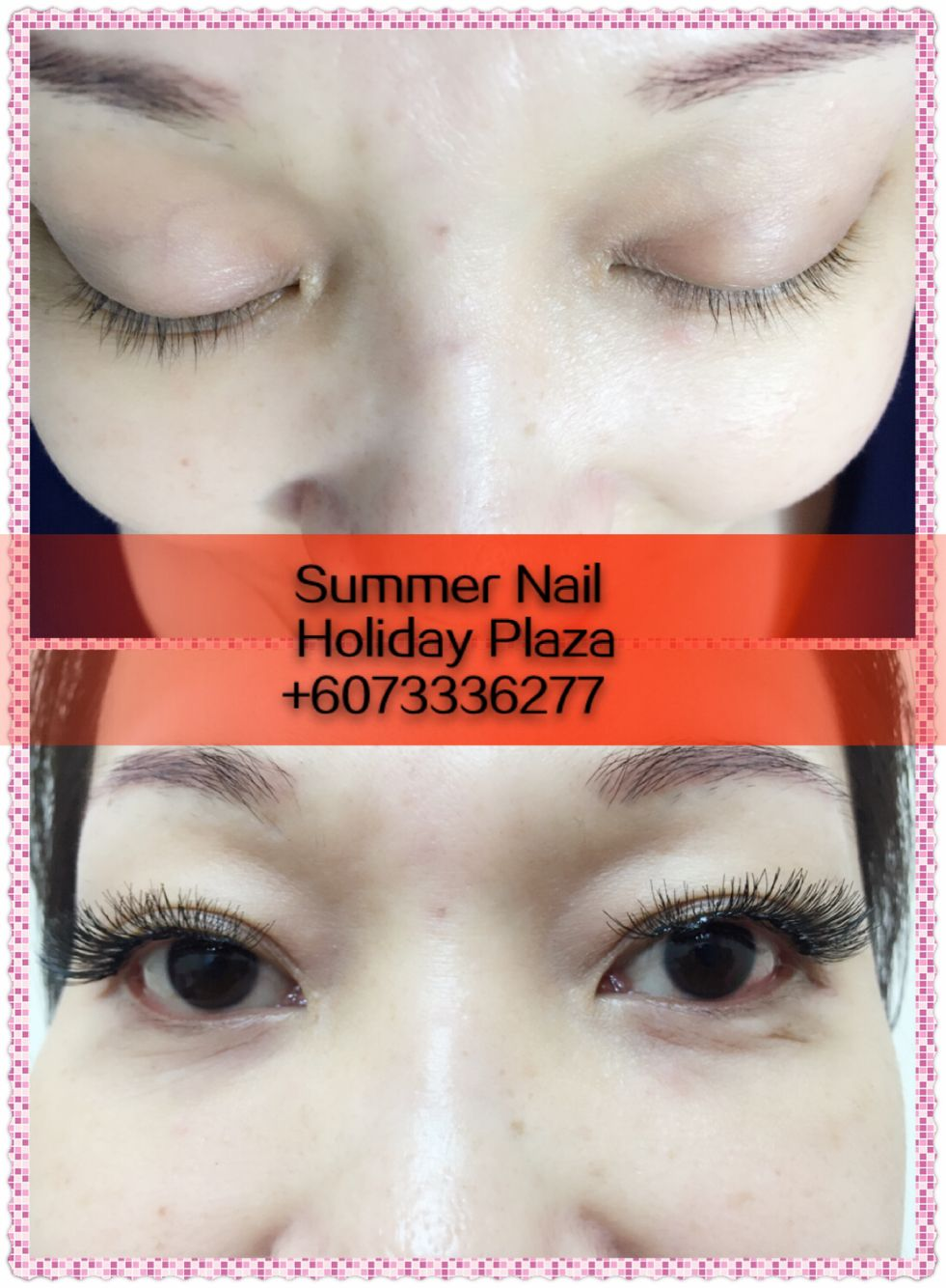 New Eyelash Extension In The House Now Enjoy 30 Discount Off