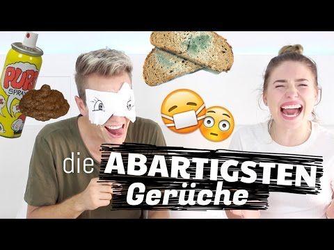 Ich teste die ABARTIGSTEN GERÜCHE !! | Julienco - YouTube