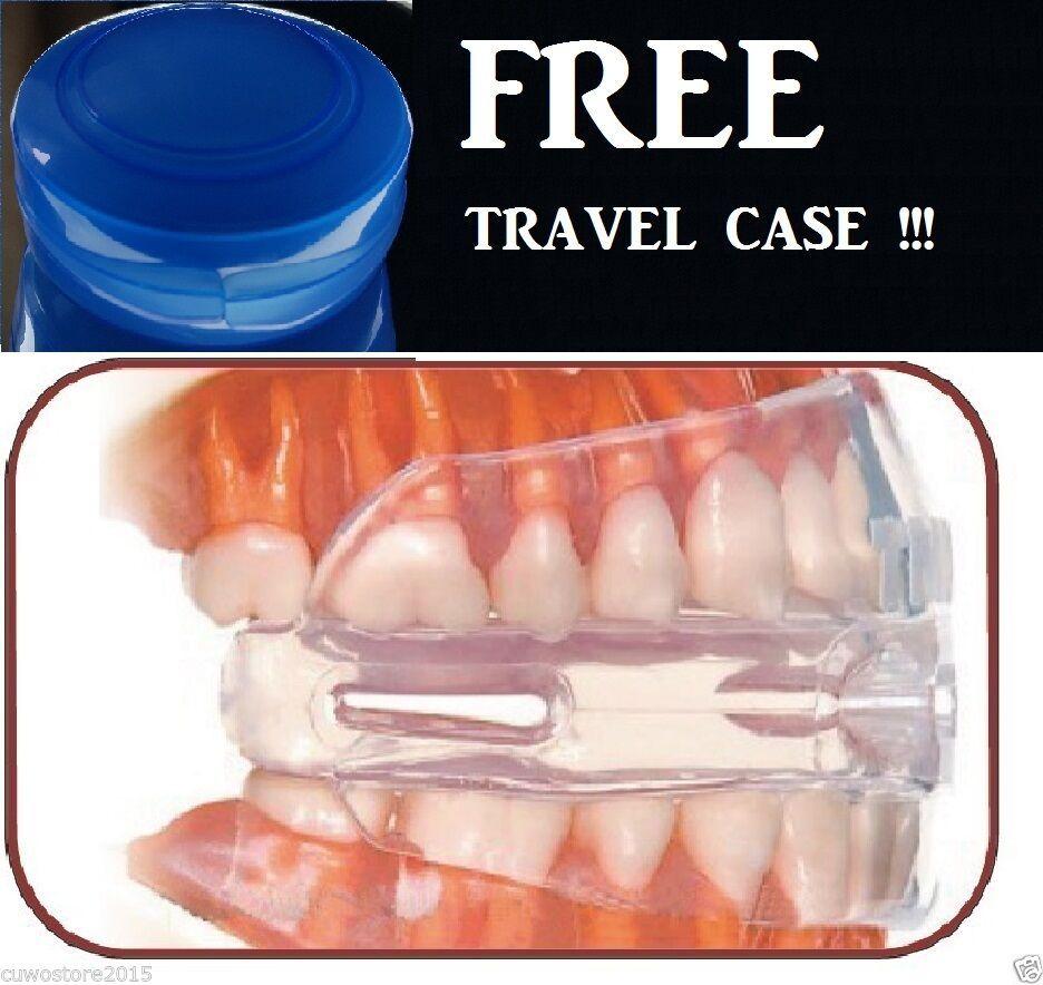 NEW Dental Mouth Guard Bruxism Sleep Aid Night Teeth TMJ