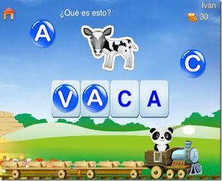 El Tren Del Alfabeto De Lola Es Un Guappis Juego Para Android Y