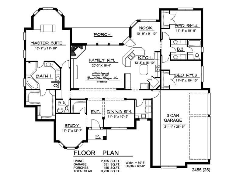 2455 25 Grand Home Designs Grand Homes House Design House Plans
