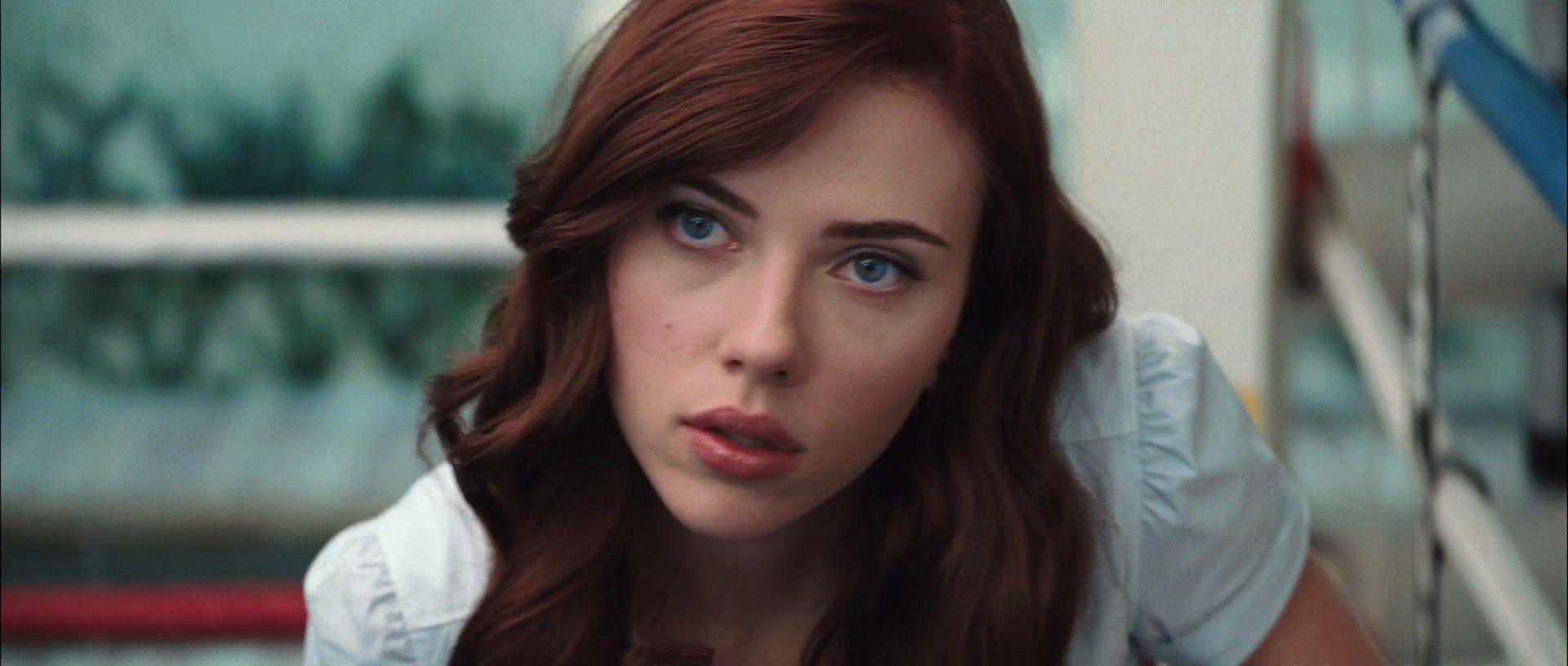 Scarlett Johansson Iron Man 2 Trailer Screencaps Scarlett