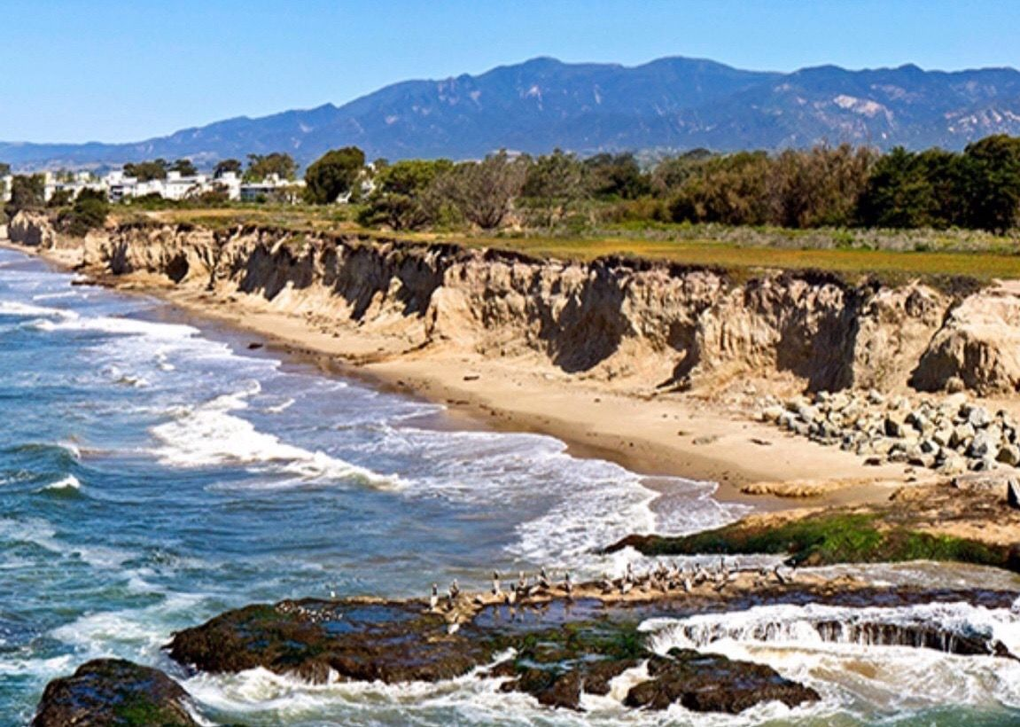 Ucsb Is The Only Us College Or University Campus That Literally Includes Its Own Oceanfront Beach Uc Santa Barbara Ucsb University Campus