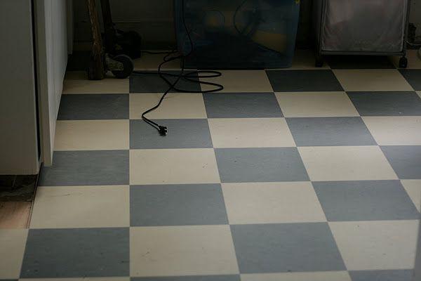Marmoleum Barbados Eternity Checkerboard Marmoleum Flooring Kitchen Flooring