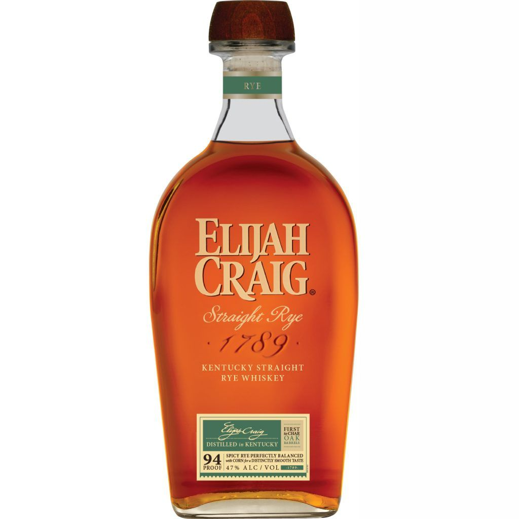 Photo of Heaven Hill Adds an Affordable Rye Whiskey to Elijah Craig Family