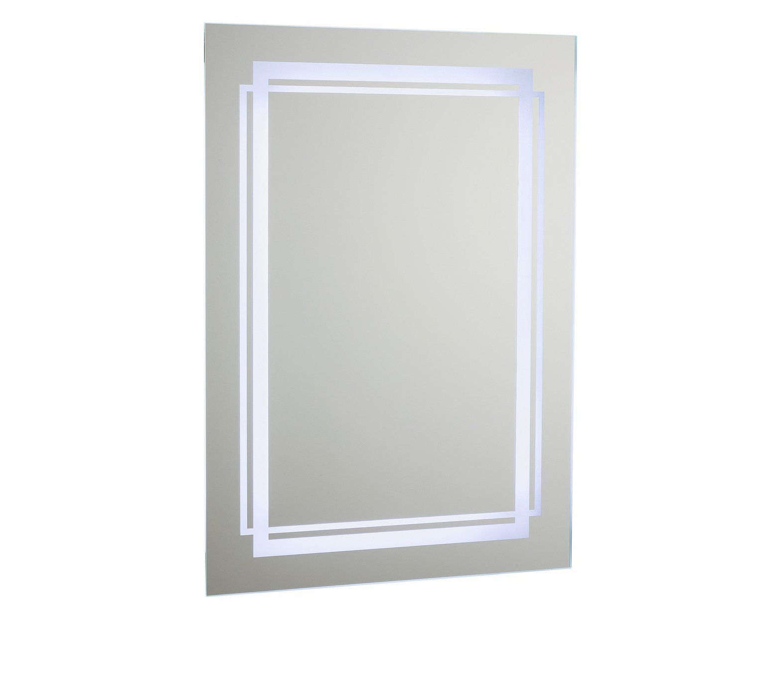 Buy Collection Moda LED Bathroom Mirror with Shaver Point at Argos ...