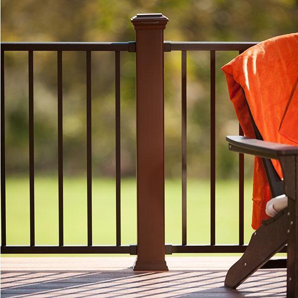 26 Inspiring Ideas For Decks: Railing Image Gallery - Trex Signature