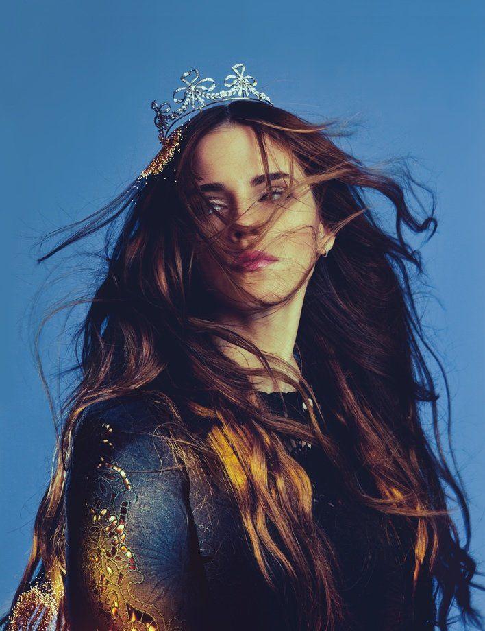 Emma Watson - Wonderland Magazine