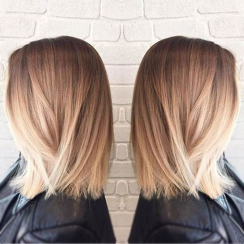 stylish blonde lobsssss haircut ideas that must you try chic