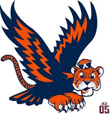 Image Result For Auburn Eagle Logo College Football Auburn