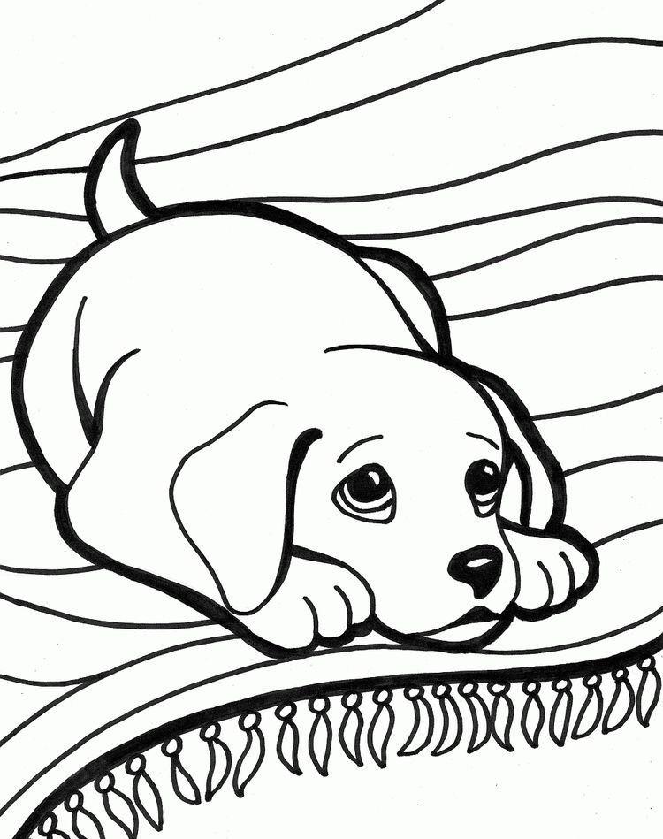 Puppy Coloring Page For Kids 2019 Mit Bildern Malvorlagen Pferde Ausmalbilder Hunde Ausmalbilder