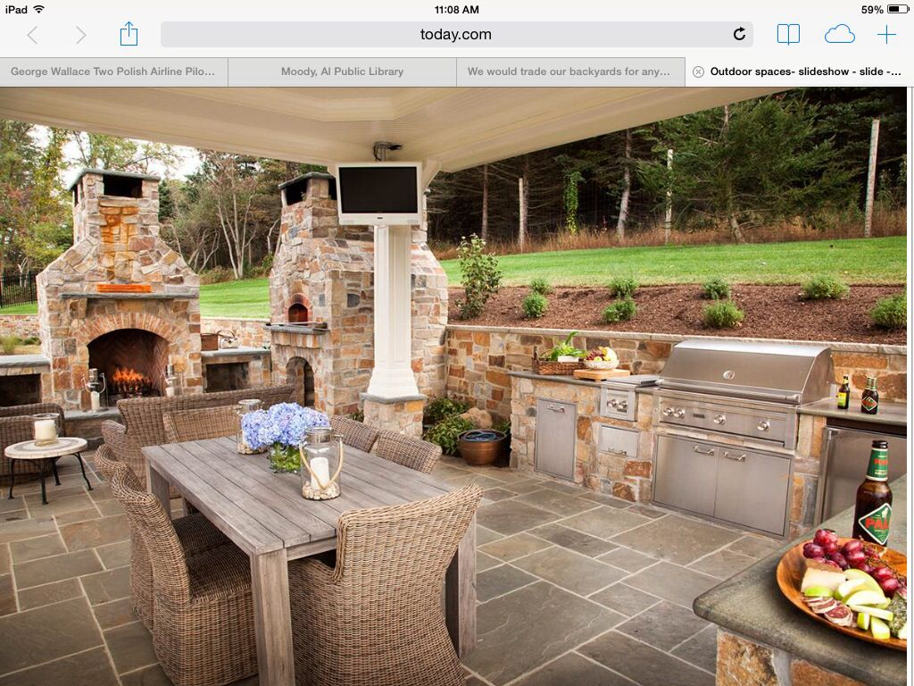 love this for the home pinterest backyard patios and