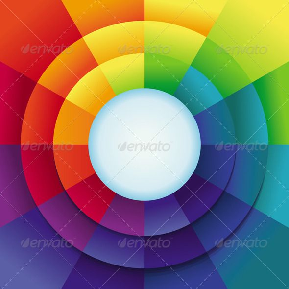 abstract background in rainbow colours abstract backgrounds