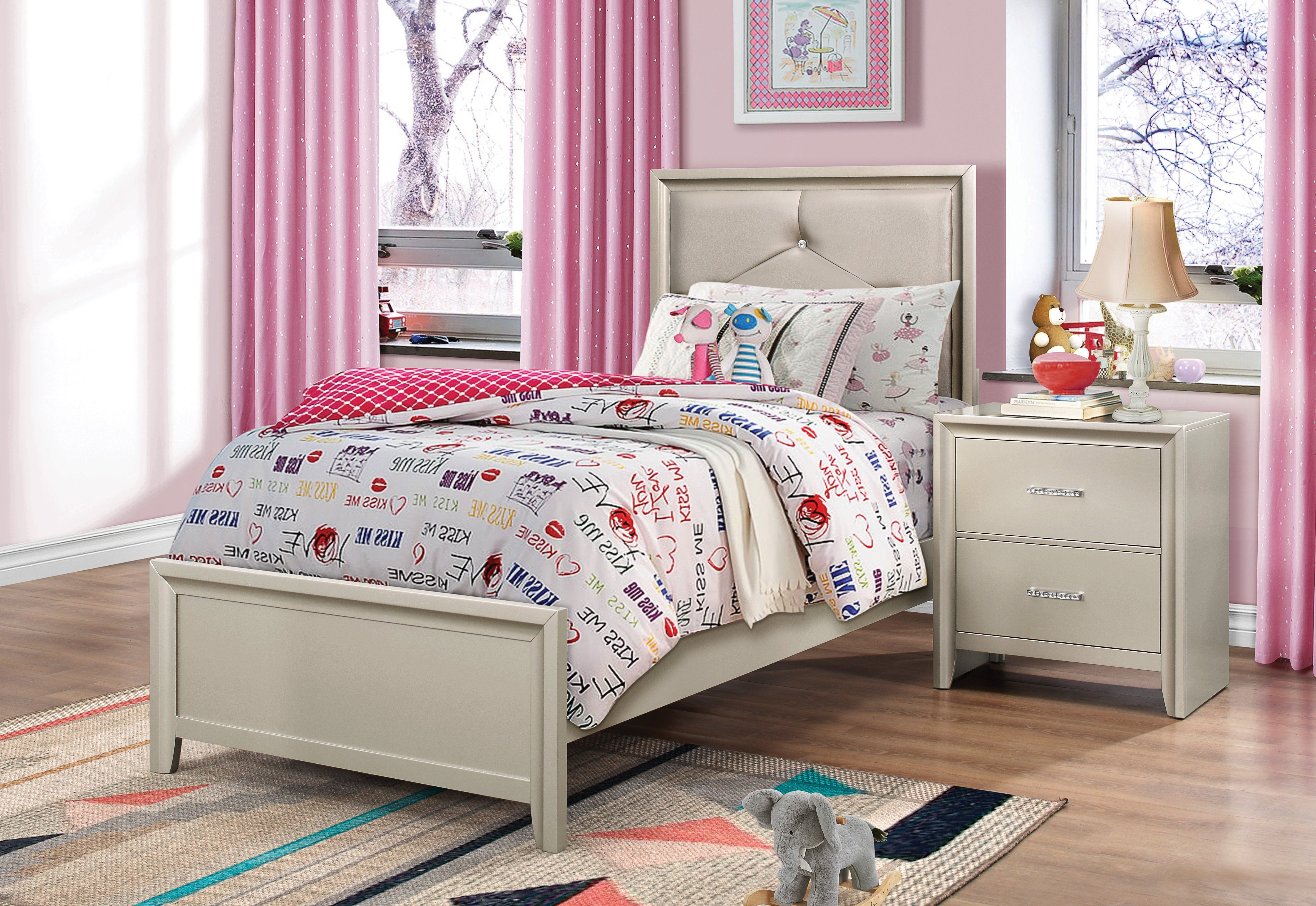 coaster silver 4 bedroom set cheap Cheap Childrens Bedroom Furniture Sets id=91924