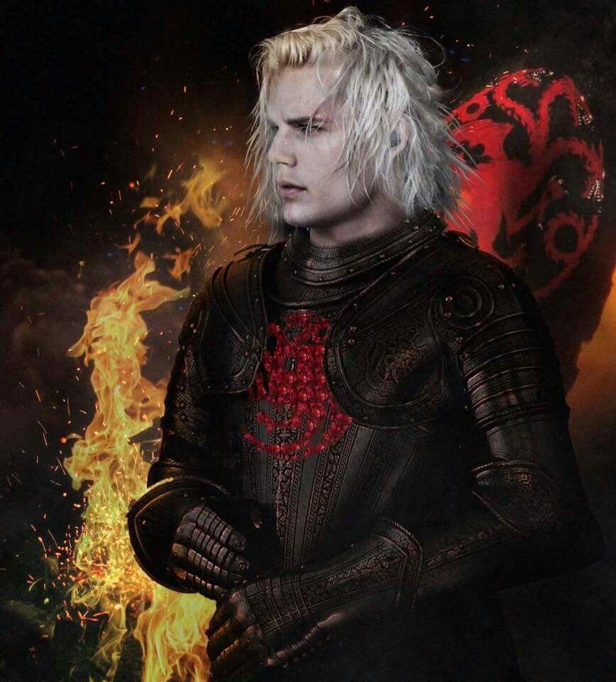 Rhaegar Targaryen The Prince Of Dragonstone Targaryen Art Asoiaf Art Rhaegar And Lyanna