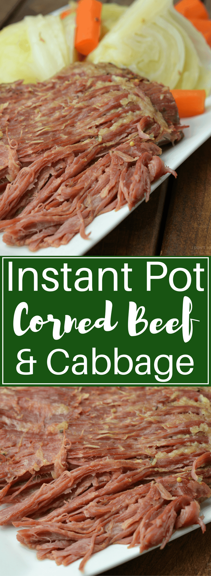 Instant Pot Corned Beef And Cabbage Instant Pot Recipes