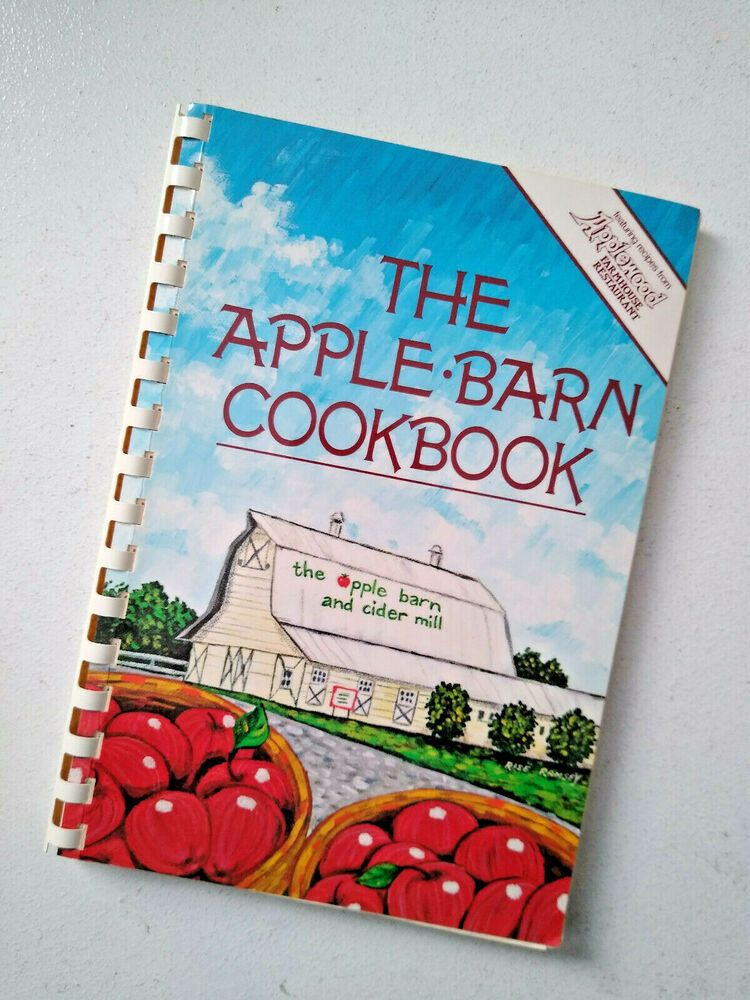 Details about The Apple Barn Cookbook Sevierville ...