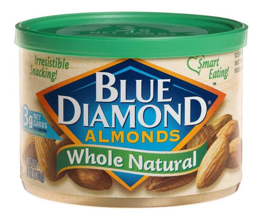 Heart disease almonds help to lower the risk of heart