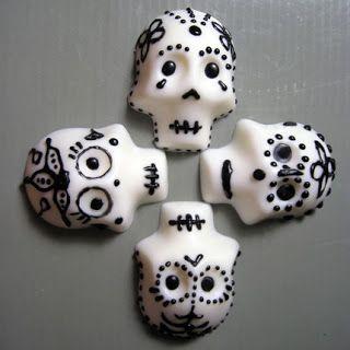 The Soap Bar: Halloween Treats