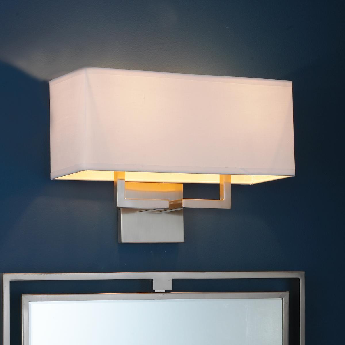 Uptown Bath Light - 2 light | Pinterest | Bath light, Bath and ...